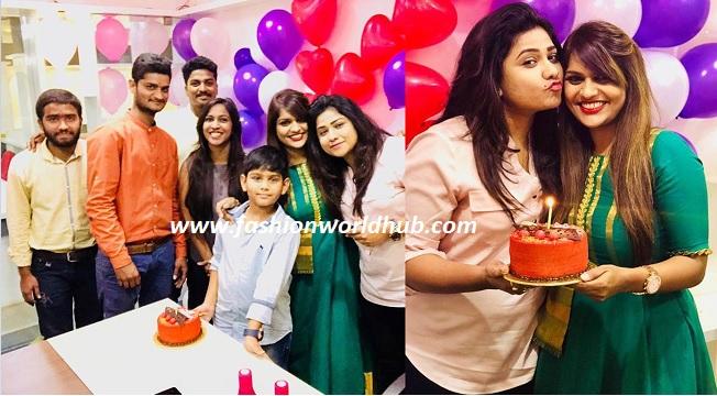 Kathi karthika birthday Celebration photos