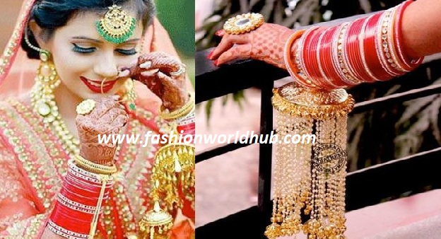 "Top bridal ""chooda"" (Bangle)  designs that every bride can flaunt"