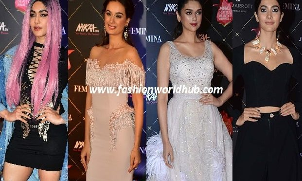 Gorgeous Celebrities at Femina Beauty Awards 2018