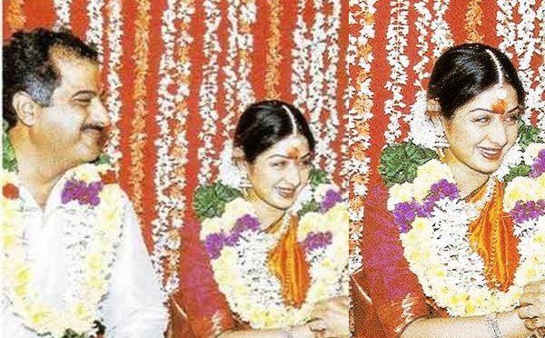 Rare photos of Sridevi and family!