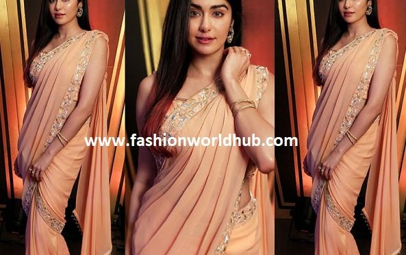 Adah Sharma in Suviarya