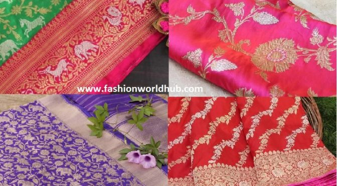 Royal Shikargah Banarasi Sarees ( Shop online)