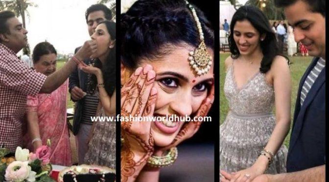 Mukesh Ambani's Son Akash Ambani's Pre-Engagement Celebration photos!