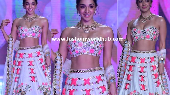 Kiara Advani in Papa Don't Preach By Shubhika