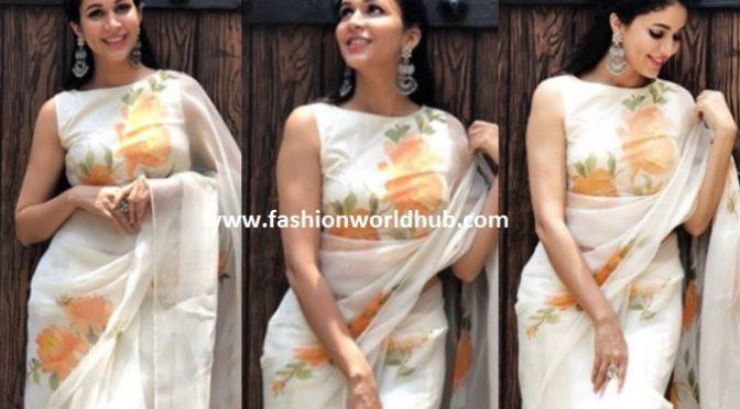 Lavanya Tripathi in Picchika by Urvashi Sethi