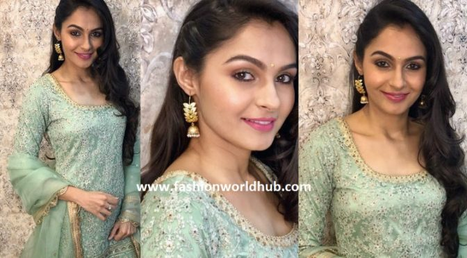 Andrea Jeremiah in Megha and Jigar