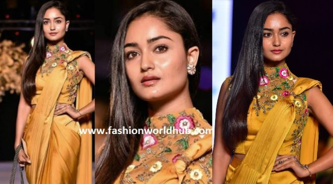 Tridha Choudhury in Kalki Fashion