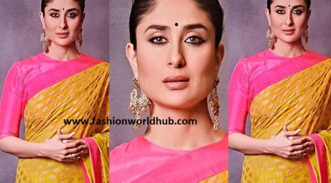 Kareena Kapoor in Masaba Gupta