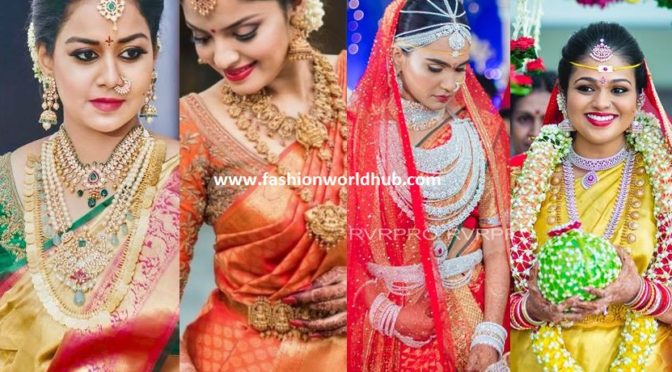 A guide for South Indian Bridal Jewelry