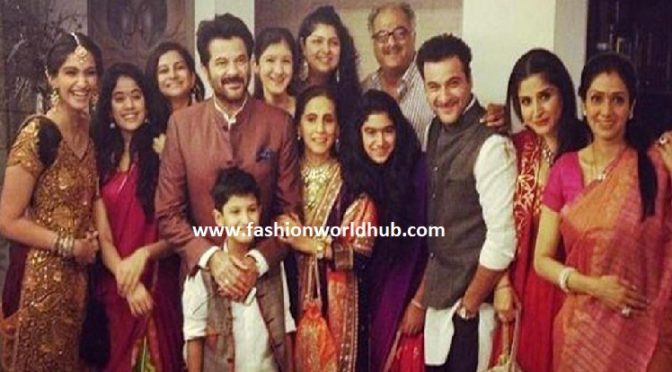 Some Rare photos of Sridevi family photos!