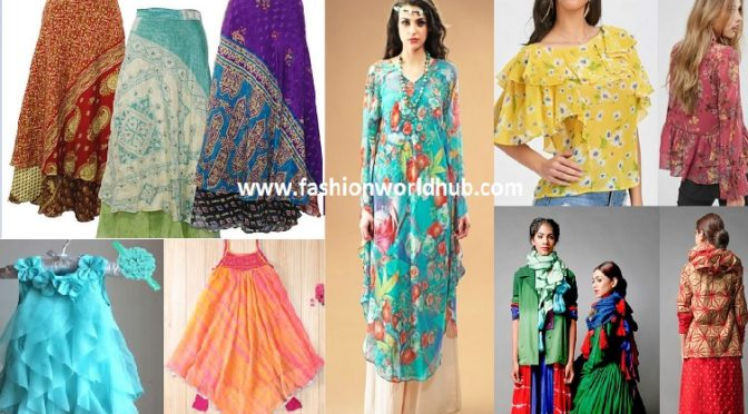 How to use old chiffon sarees in 8 fantastic ways