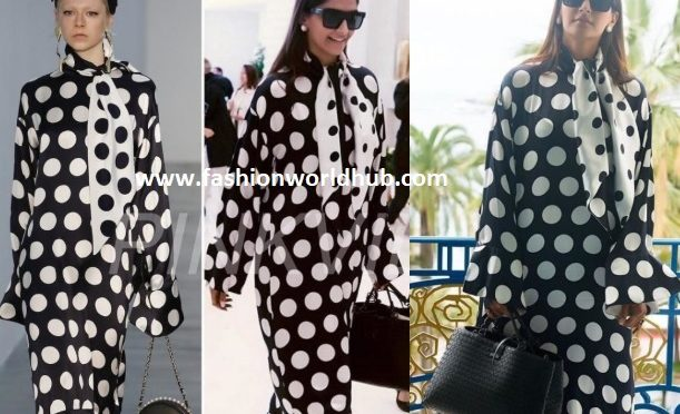 Sonam Kapoor in Mother of Pearl