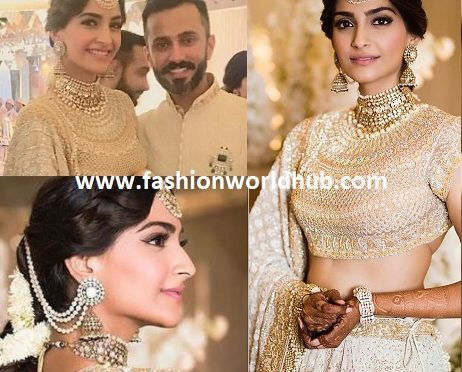 Sonam Kapoor and Anand Ahuja's Sangeet Ceremony!