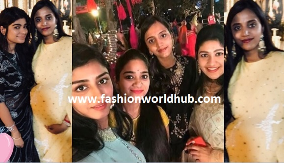 Ntr S Wife Pranathi S Baby Shower Seemantham Photos Fashionworldhub