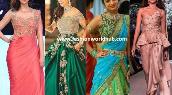 Best Outfits to wear for Sangeet Night!