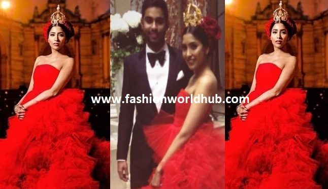 Shriya Bhupal and Anindith Reddy's destination wedding in Paris!