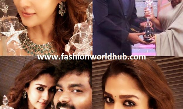 Gorgeous Nayanthara at Vijay Awards 2018