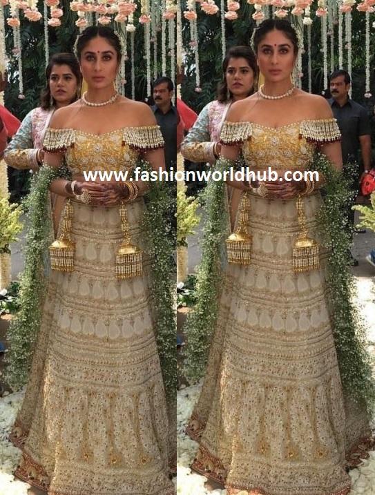 Kareena Kapoor's Bridal Look in Veere Di Wedding ...