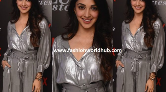 Kiara Advani at Lust Stories Screening