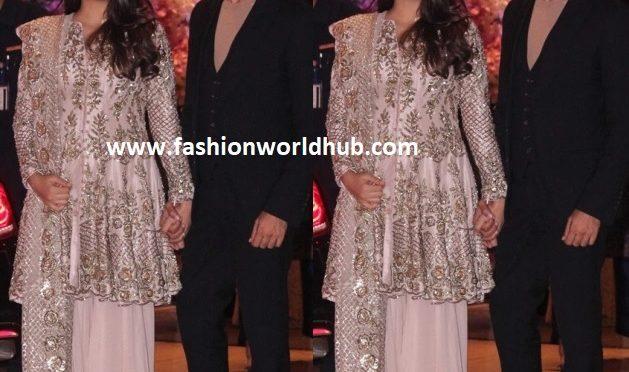Shahid Kapoor and Mira at Akash Ambani and Shloka Mehta engagement party!