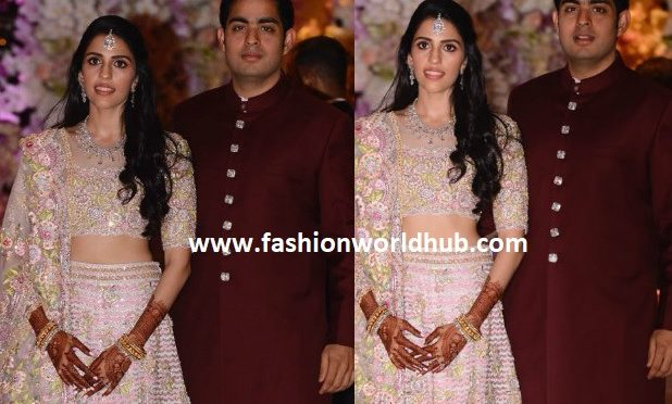 India's Top Richest person Mukesh Ambani  Son Akash Ambani and Shloka Mehta Engagement photos!