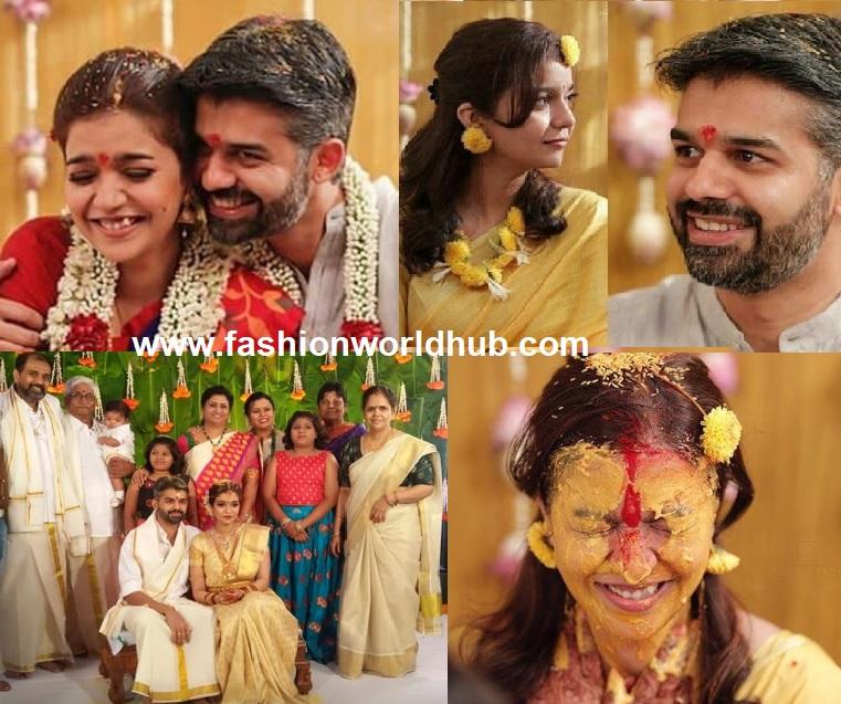 Few More Pics Of Colours Swathi Wedding Fashionworldhub