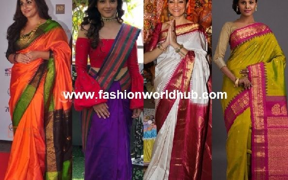 Gadwall sarees – An addition to your timeless collection