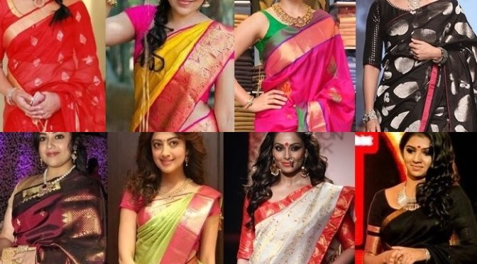 Delicate yet discreet : A perfect Guide for your Silk saree!