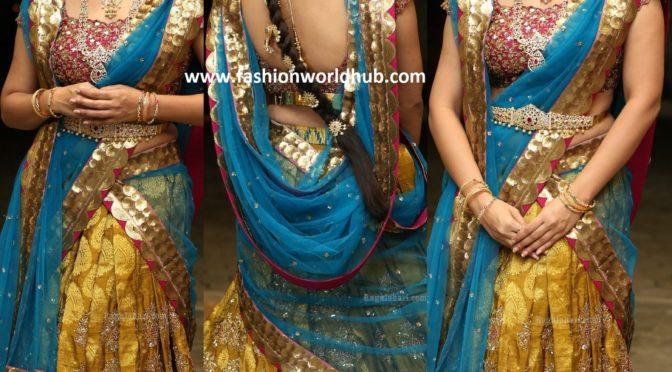 Anasuya Bharadwaj in Sagar Tenali