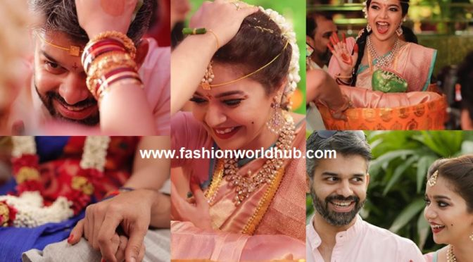 Few more Pics of Colours swathi Wedding!