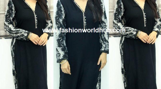 Bhumika Chawla in Black kurta!