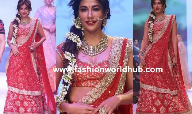 Chitrangada Singh at Delhi Times Fashion Week 2018