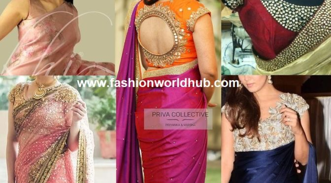Choosing the right fabric Sarees for the right look!