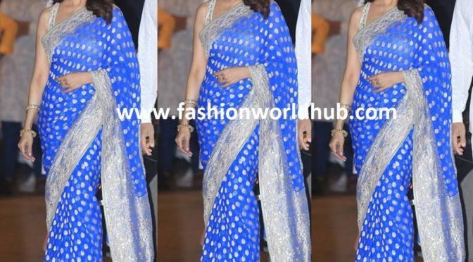 Madhuri Dixit in Anita Dongre