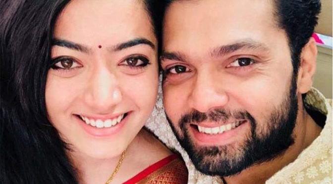 Geetha Govindam actress Rashmika Mandanna called off her engagement ?