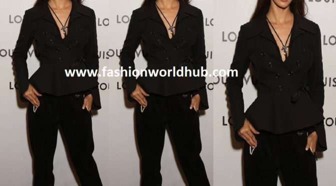 Disha Patani at Louis Vuitton store launch!