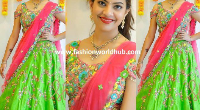 Geetha Madhuri in Stylus