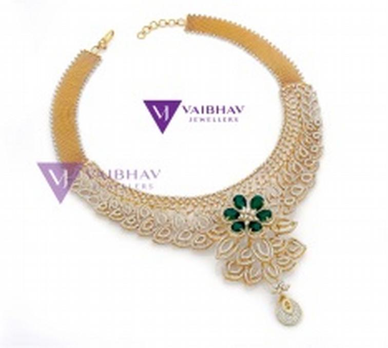 Diamond Antique Jewellery Designs
