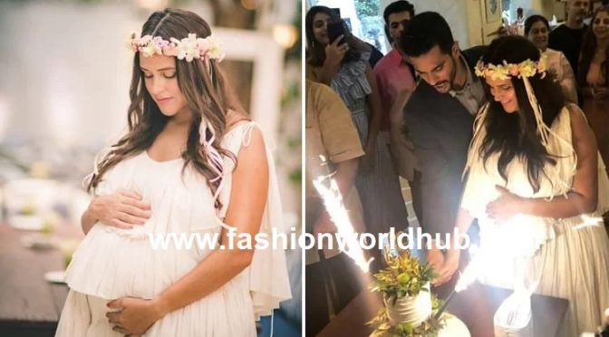 Neha Dhupia at her Baby Shower!
