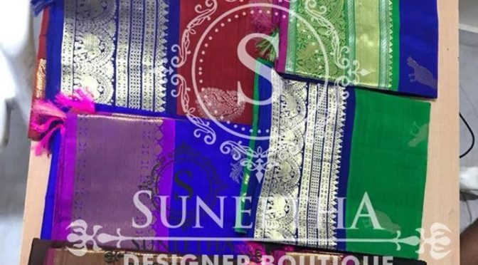 Ethnic and Designer Collection of Suneetha Designer boutique Exhibition & Sale!!!