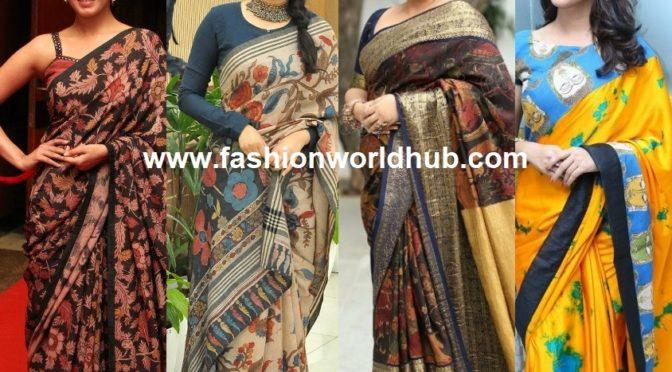 Kalamkari: Relive the Traditional prints