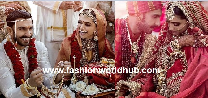 FIRST PICS OUT! Deepika Padukone and Ranveer Singh as bride and groom!