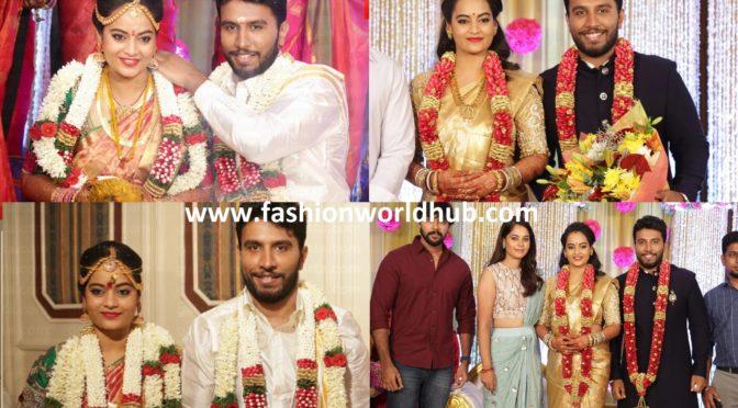 Suja Varunee & Sivakumar Wedding and Reception photos!