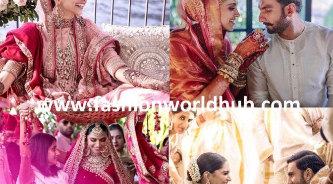 Deepika Padukone and Ranveer Singh's Mehendi ,Sangeet and Wedding Album!