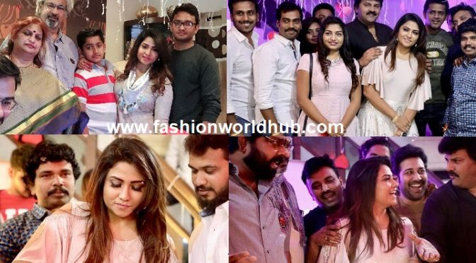 Actress Jyothi birthday Celebration photos!