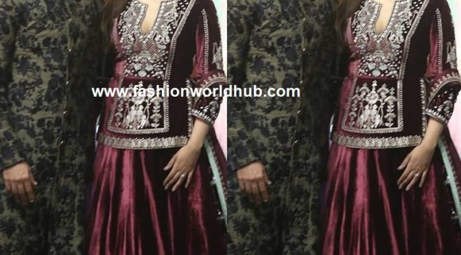 Mira Kapoor and Shahid Kapoor at Isha Ambani-Anand Piramal wedding
