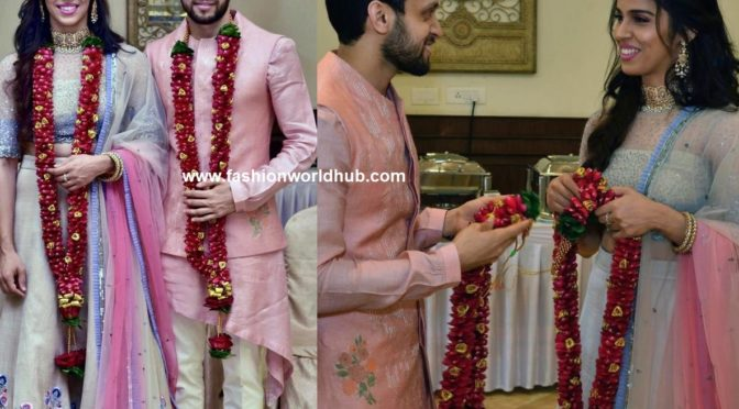 Badminton player Saina Nehwal and Parupalli Kashyap Wedding!