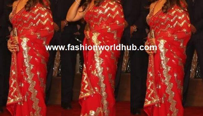 Gauri Khan at Isha Ambani and Anand Piramal Wedding Ceremony