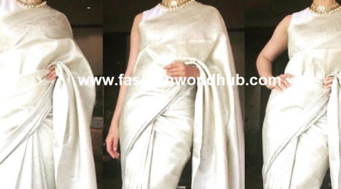 Kangana Ranaut in Madhurya creations!