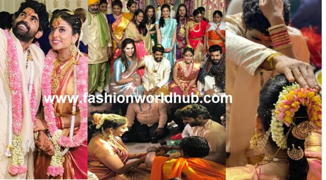 SS Rajamouli son Karthikeya Wedding photos!